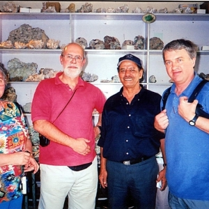 sussex mineralogical society
