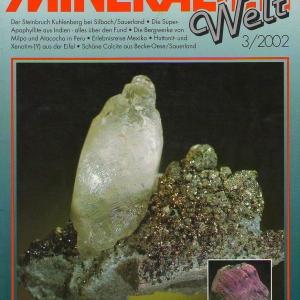 Mineralien Welt 2002 - 1