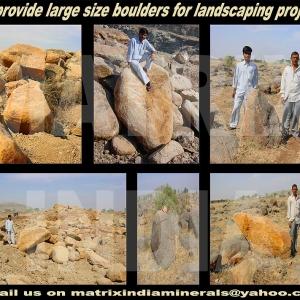 large-boulders