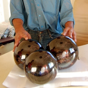 polished-spheres