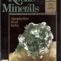 Rocks and Minerals 2002